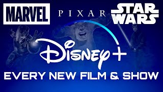 Disney's NEW Streaming Service: EVERY Show & Movie Announced (So Far)