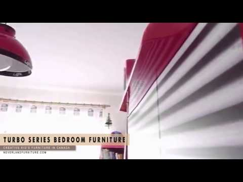 Car Themed Bedroom Furniture for Young Boys