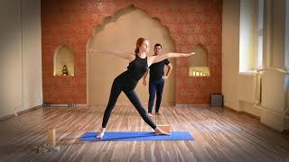 Triangle Pose Adjustment