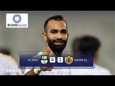 ahli club 0-1 Qatar Sport Club week 17