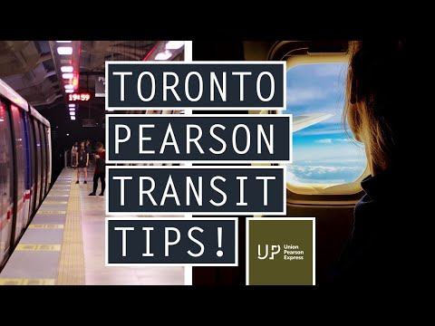 Toronto Airport Transit Tips // UP Express + GO TRAIN // CANADA