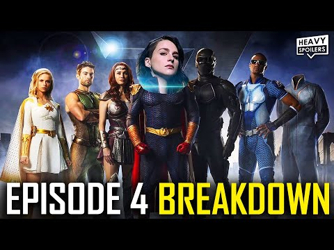 THE BOYS Season 2 Episode 4 Breakdown & Ending Explained   Review, Predictions, Theories And More