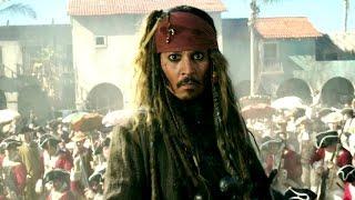 Пираты Карибского моря 5: Мертвецы не рассказывают сказки — Русский трейлер #3 (Субтитры, 2017)