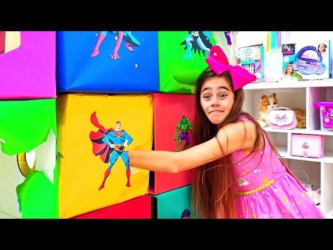 Мия, Настя и Артем развлекаются с игрушками! Самые популярные серии для детей