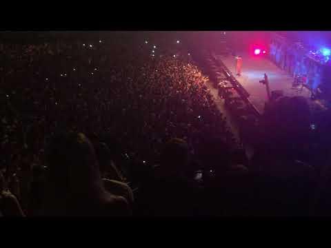 J. Cole - G.O.M.D./Power Trip | Auckland, NZ (LIVE)