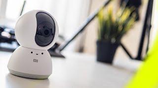 A legaranyosabb biztonsági kamera - Xiaomi Smart Home 360°
