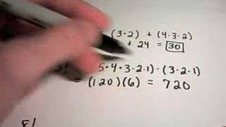 Factorials - Evaluating Factorials! Basic Info