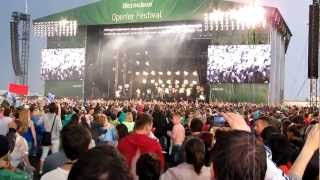 Mumford & Sons - Little Lion Man Live @ Open