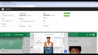 Google Plus Auto Poster Software