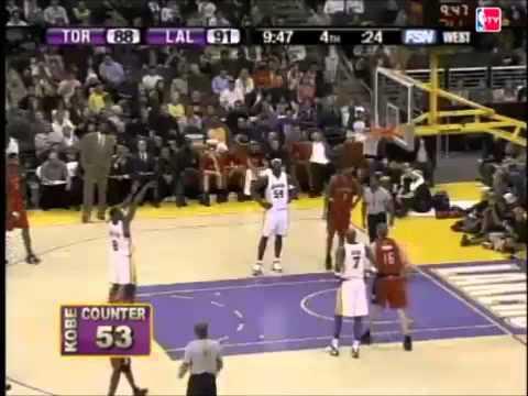 Kobe - Lil Wayne - 81 points