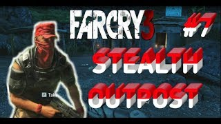 Farcry 3 # Stealth Outpost gameplay pc part 7
