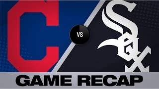 Ramirez smashes 2 HRs, drives in 7 in win   Indians-White Sox Game Highlights 9/24/19