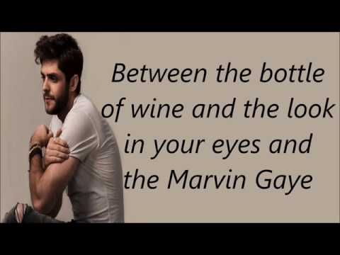 Die A Happy Man - Thomas Rhett (ft. Tori Kelly)