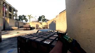 rain vs PENTA - THREE AK-47 kills!