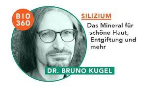132 Silizium - Das Mineral für schöne Haut, Entgiftung und mehr: Dr. Bruno Kugel - 1/3
