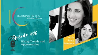 Training Bytes Episode 16: Hiring Trends and Opportunities