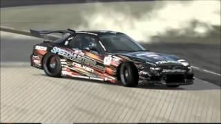 Forza Motorsport 5 DRIFT   Mazda RX7  Music Dragon Age Inquisition