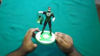 toy makeover: Lanterna verde