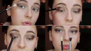 Applying + Blending Loose Eyeshadow   Favorite Eye Brushes   Mineral Makeup For Beginners