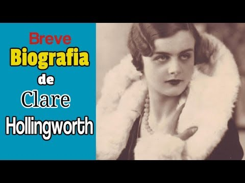 Breve Biografia De Clare Hollingworth