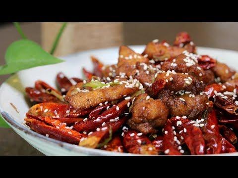 BETTER THAN TAKEOUT – Spicy Szechuan Chicken Stir Fry Recipe