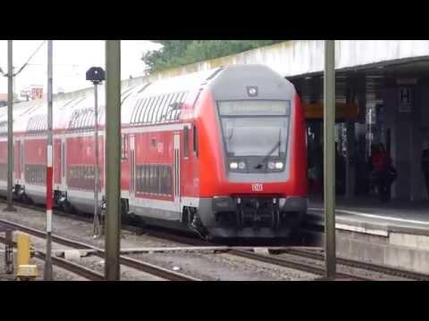 DB-Niedersachsen - Der Bahnhof Hannover Hbf [1080p-HD]