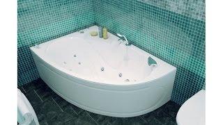видео Ванны Triton: акриловые, гидромассажные