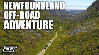 Ultimate Newfoundland Off-Road Adventure