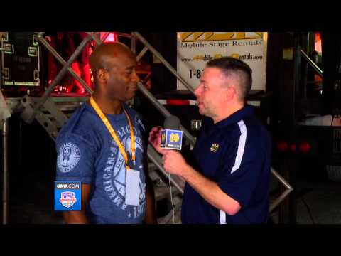 Tony Rice - BCS Championship Interview
