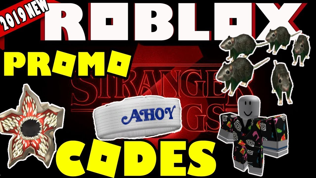 How To Get The Stranger Things Roblox Event Items Plus Codes