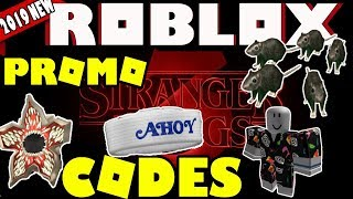 COMMENT GET THE STRANGER THINGS ROBLOX EVENT ITEMS PLUS CODES!