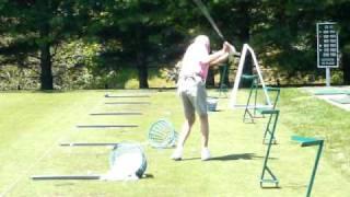 Tommy Aaron golf swing