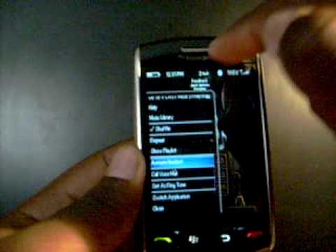 Blackberry Storm Music