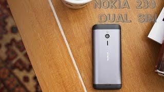 Обзор Nokia 230 Dual Sim