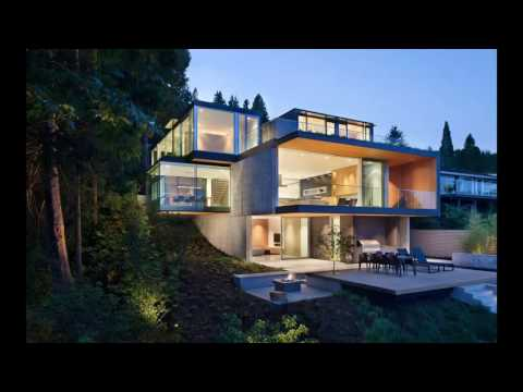 Russet Residence in West Vancouver, British Columbia