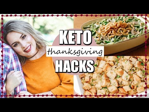 BEST KETO RECIPES FOR THANKSGIVING | KETO LOW CARB THANKSGIVING MEAL IDEAS COLLAB | DANIELA DIARIES