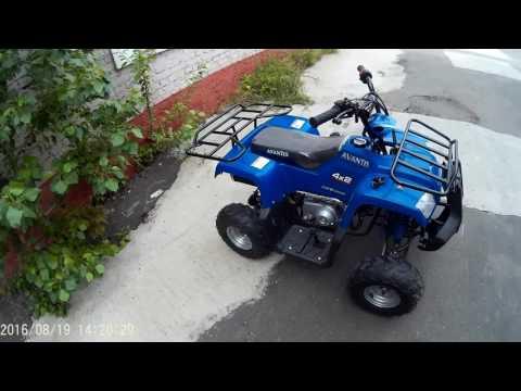 Детский квадроцикл Avantis Hunter Junior 110 кубов