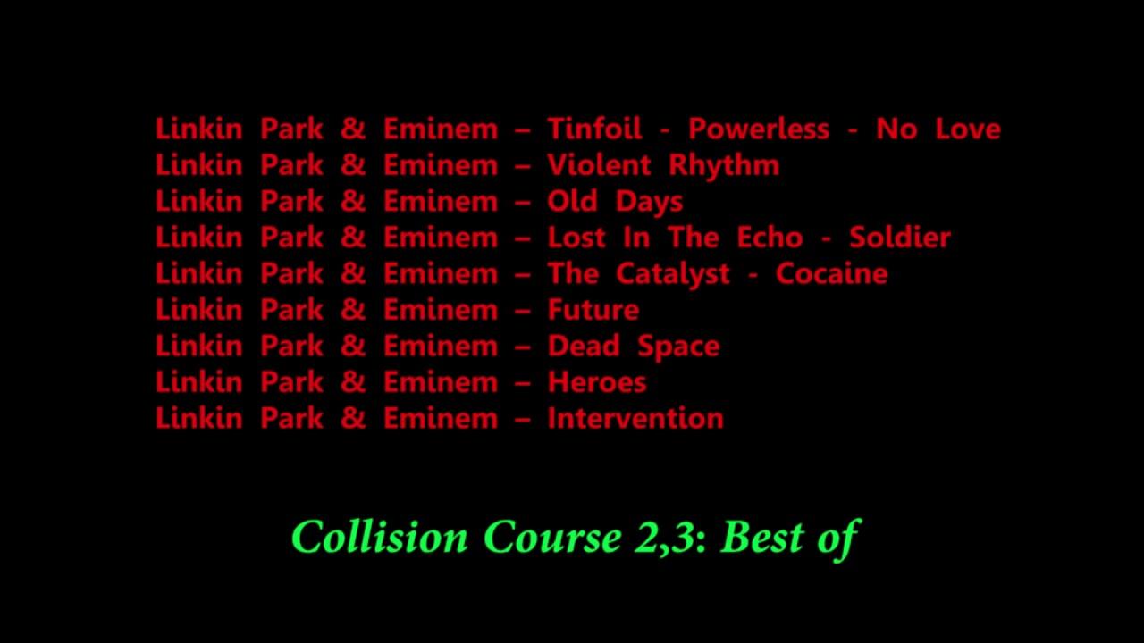 Linkin park & eminem collision course 2, 3: best of youtube.