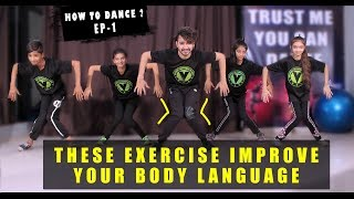 Baixar Daily Dance Exercise For improve Your Body Language | HOW TO DANCE EP-1 | Vicky Patel Tutorial