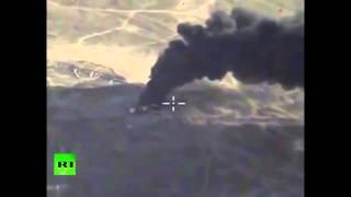 Российские ВКС за три дня нанесли удары по 449 объектам
