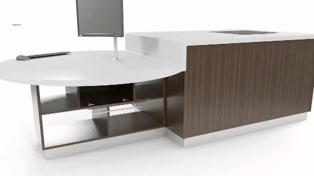 Ordinaire Corian Intelligent Furniture