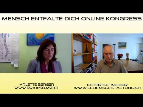 Online Kongress, 4.17, Interview 20 - Arlette Berger, Lebensgestalterin