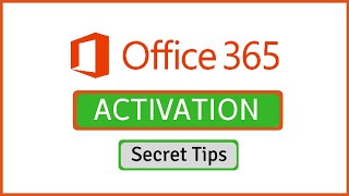 Permanently Activate Microsoft Office 365 Pro Plus Without Any Software & Product Key [100% Safe]