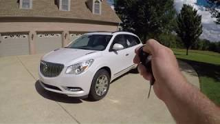 West TN 2016 Buick Enclave Leather Sunroof Navigation pearl white for sale info www sunsetmotors com