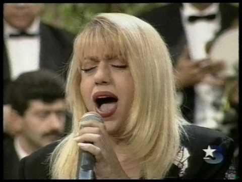 Mine Koşan Bülbül kasidesi en iyi versiyon  İbo Show 1994