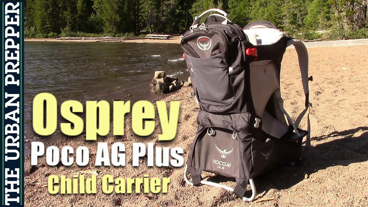 a512608f4f9 Osprey Poco AG Plus Child Carrier Review - YouTube