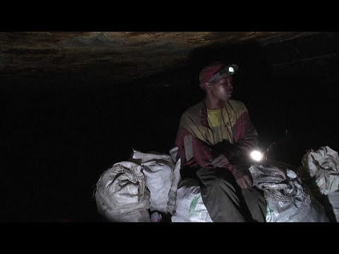 The plight of South Africa's Zama Zama illegal miners