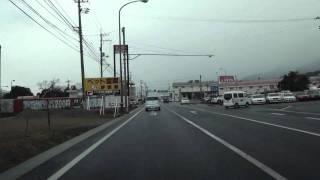 国道11号 上り その3 愛媛県新居浜市→四国中央市(旧伊予三島)