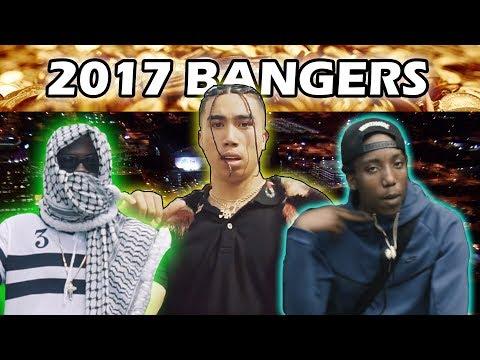 Hottest Toronto Tracks Released in 2017 (Underground)
