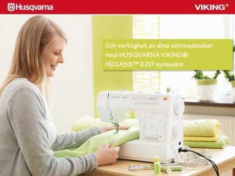 H CLASS E20 Svenska by HUSQVARNA VIKING®